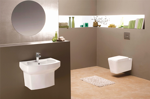 The new age jaquar the inside track connecting the for Jaquar bathroom designs