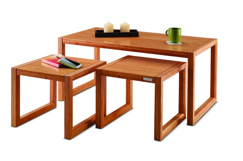 Godrej Interio is the first company to introduce processed bamboo furniture in the organised furniture market in India