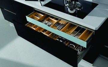 Contemporary Kitchens By Hacker
