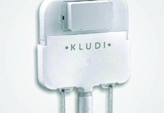 Kludi Launches New Concealed Cistern