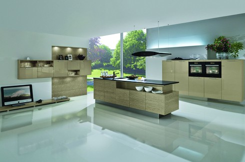 Contemporary Kitchens By Hacker - The Inside Track, Connecting the