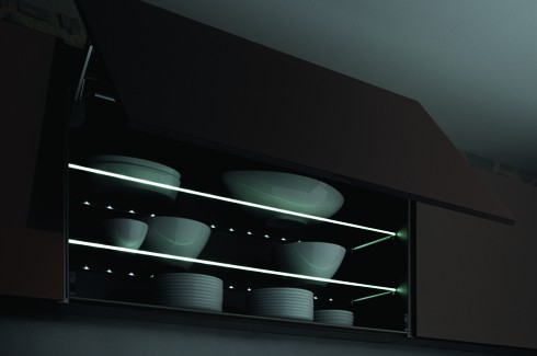 contemporary kitchens by hacker the inside track. Black Bedroom Furniture Sets. Home Design Ideas