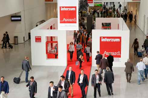 More than 57,500 industry visitors from 143 countries attended Interzum despite problems faced with the Germany-wide train strike