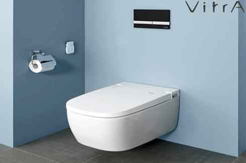 Vitra Launches V-Care - Its New Generation Shower Toilets - The ...