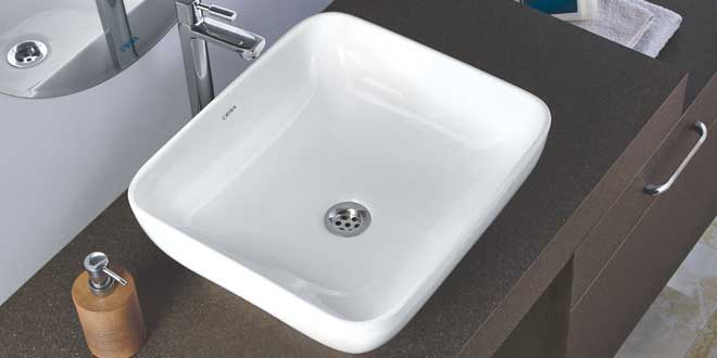 Thin Rim Washbasins By Cera