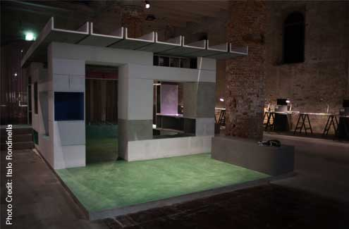 Anupama Kundoo Architects was one of the Indian architects who participated in the exhibition 'Reporting from the Front'