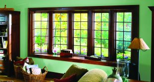 Wood frames: Wood is a good insulator as it does not become cold like metal and glass