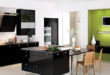 Cooking areas in modern homes are no longer cubbyholes filled with smoke and soot