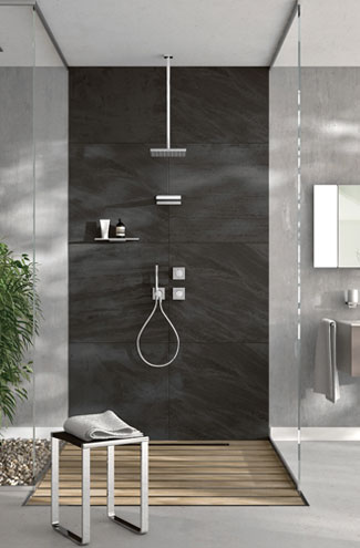 Keuco has redefined the role of technology  by incorporating it in its range of bathroom products