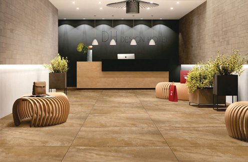 Kajaria Ceramics Launches Eternity Tile Collection The Inside
