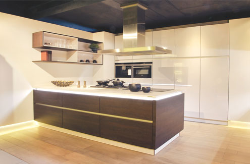 wet and dry kitchen design. Very often  the space of this type kitchen is open and customers opt for a more designed look it The other Kitchen wet Scenario In India Inside Track Connecting Indian