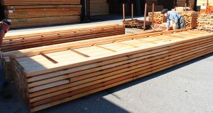 Canadian Wood, Douglas Fir, visual appeal, strength, cost-effective.