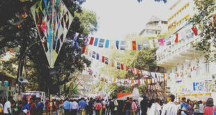 Kala Ghoda Arts Festival, art, installation, stalls, workshop.