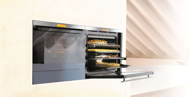 Franke, Wellness Oven, professional cooking, Dynamic Cooking Technology.