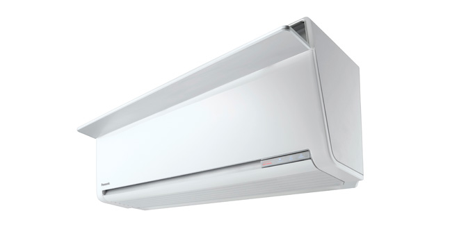 Panasonic, Radiant Cooling, Air-Conditioner, SKY Series, Fast Cooling.