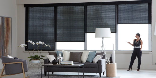 Motorized Shading Systems, Sivoia QS, Lutron, daylight, ultra-quite.