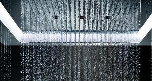 Grohe, AquaSymphony, AquaCurtain, Light Curtain, Waterfall XL Sprays
