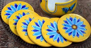 Blue Décor, Jaipur, Blue Pottery, home accessories, Design Owl.
