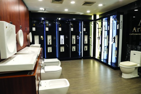Vishal Agarwal, Lovely Sanitations, Jalandhar, customer requirement, bath fittings, sanitary ware.