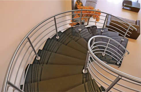 Kich Railings, aesthetic, modular components, i-mark, Reliable, KlearView.