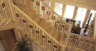 Railings, banisters, balusters, Customization, Light Accenting, M.S. Railing.