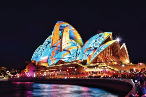 Get amazed with vivid sydney the inside track for Experiential design sydney
