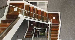 Technoraill, Glass Railing systems, non-welded assemblies, Shyam Kishor Chanasana, Maruti Hardware.