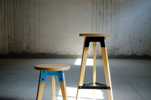 Spin, Shark Design Studio, furniture, Nordic touch, Avenish Jain.