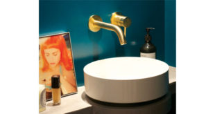 GRAFF, Brushed Gold, fixtures, durability, Ziggy Kulig.