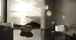 Grohe, Sensia Arena, self-cleaning, Smart Shower Toilet, bathroom.