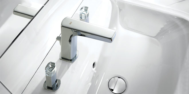 Roca, Escuadra Pure, Faucet Collection, anti-vandal handle, K E Ranganathan.