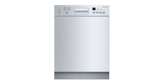 Faber, Dishwasher, ease of use, total safety, Semi integrated design, sensor, Dual Zone wash.