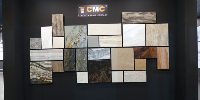 Classic Marble Company, Engineered Marble, Quartz, Ultra-Thin Tiles, Acetech 2017, Mr. Amit Shah