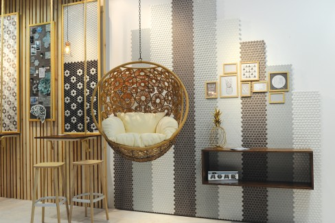 Cersaie, Ceramic, Tile , Bathroom, Exhibition, Italy.