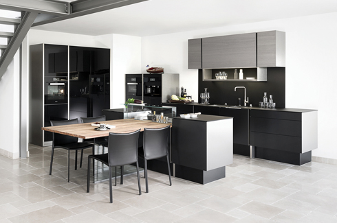 Luxury Kitchens The Inside Track Connecting The Indian Design