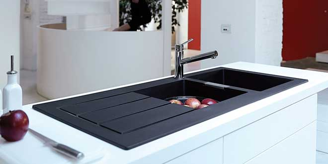 franke kitchen sinks india franke launches its tectonite sinks the inside track 3532