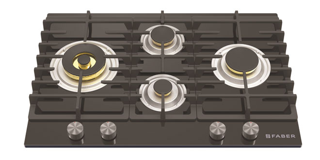 Faber, hob-cooktop hybrid, fast and economic, electronic ignition